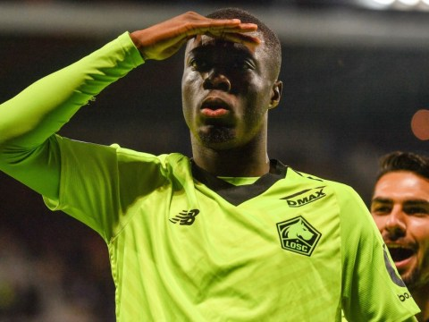 Arsenal promised Nicolas Pepe they will make immediate return to the Champions League
