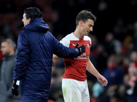 The two reasons Laurent Koscielny is annoyed with Arsenal and Unai Emery