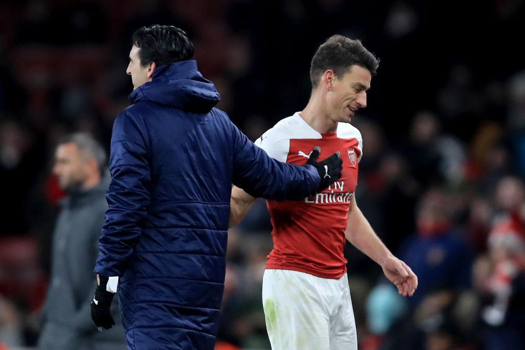 Laurent Koscielny has refused to take partial in Arsenal's pre-season debate of America