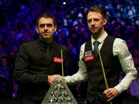 Judd Trump: Only Ronnie O'Sullivan can beat my titles record
