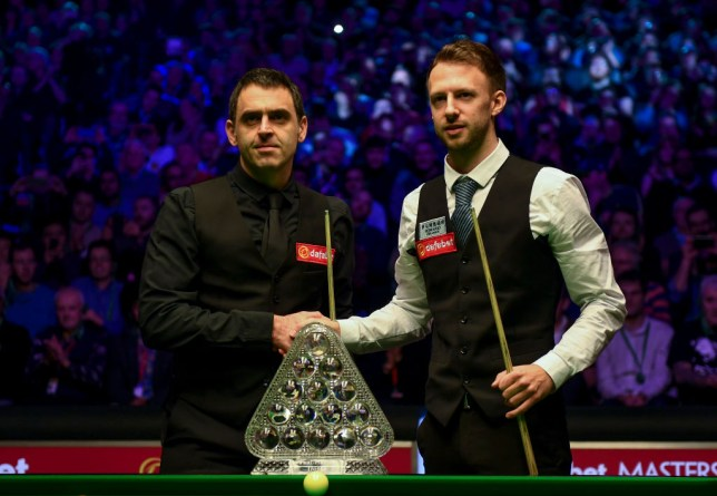 Judd Trump explains why he loves taking on the 'challenge' of playing Ronnie O'Sullivan