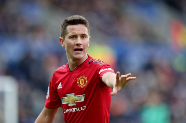 Ander Herrera has paid a special tribute to Manchester United's supporters