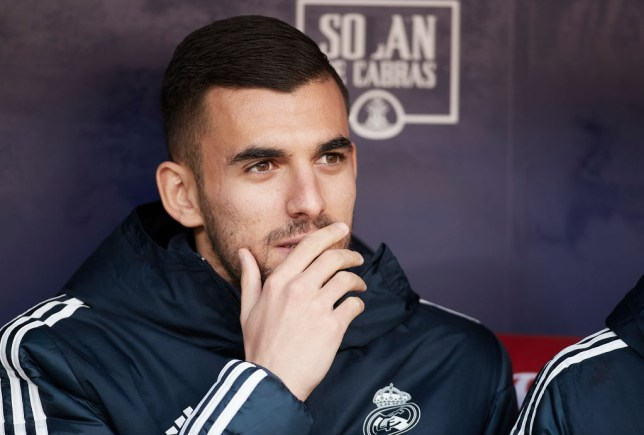 Arsenal have agreed a loan deal for Real Madrid midfielder Dani Ceballos