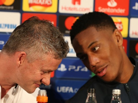 'Worried' Manchester United star Anthony Martial set to hold talks with Ole Gunnar Solskjaer