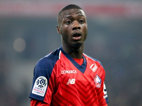 Arsenal lead race for Nicolas Pepe after submitting new bid