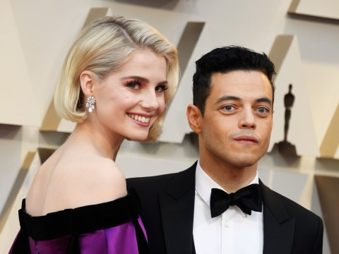 Bond 25's Rami Malek says Bohemian Rhapsody girlfriend Lucy Boynton keeps him 'grounded'