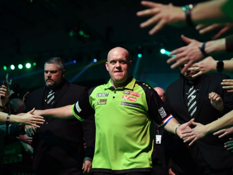 2019 World Matchplay Darts draw in full as Michael van Gerwen opens up against Steve Beaton