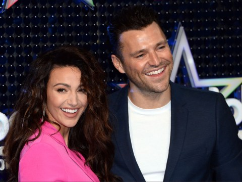 How long have Mark Wright and Michelle Keegan been together and when did they get married?