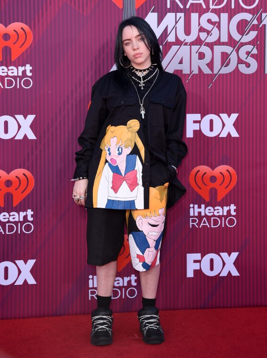 Billie Eilish Dyes Hair Green After Showstopping Glastonbury Debut
