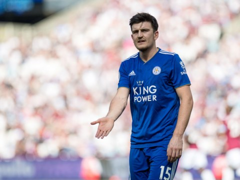 Leicester eye up James Tarkowski and Lewis Dunk as replacements for Man Utd target Harry Maguire