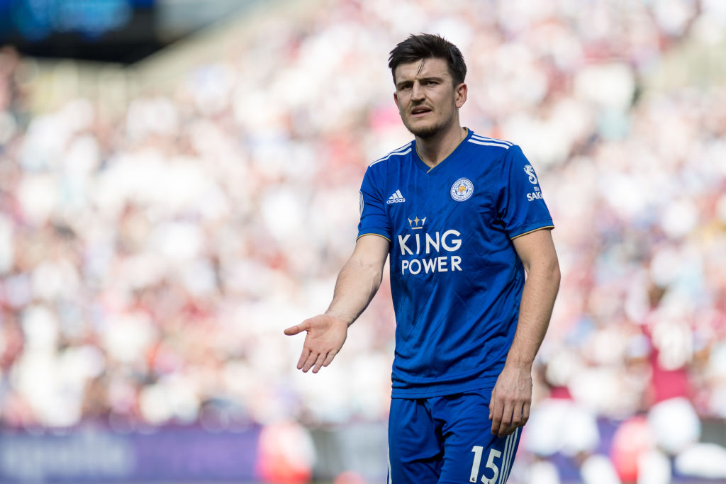 Harry Maguire wants to join Manchester United (Picture: Getty)