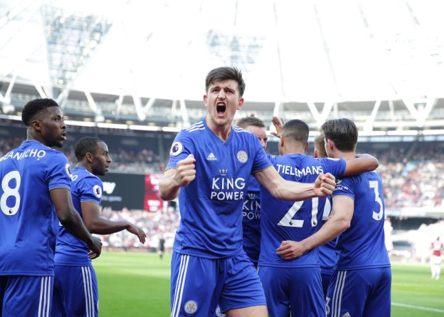 Harry Maguire is Manchester United's top defensive target this summer