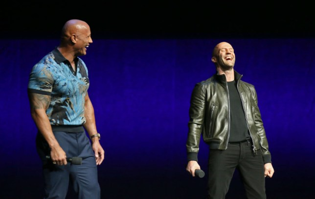 Jason Statham Raves About Fun Had With Dwayne Johnson In