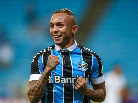 Arsenal target Everton Soares learning English as transfer speculation intensifies