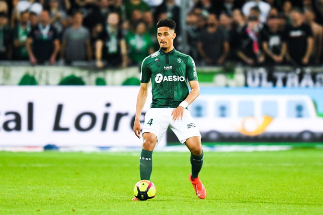 Arsenal have won the race to sign Saint-Etienne star William Saliba