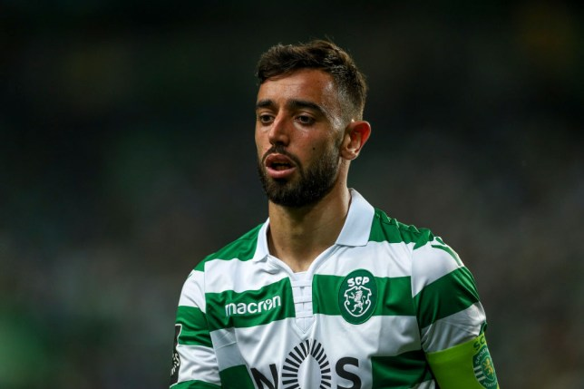 Manchester United are preparing a £50m bid for Sporting star Bruno Fernandes