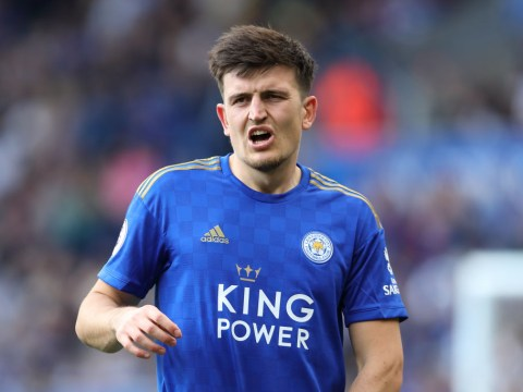 Manchester United make improved offer to beat Manchester City to Harry Maguire transfer