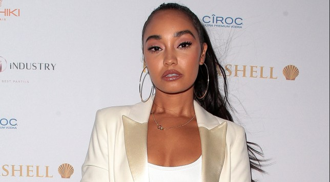 Little Mix's Leigh-Anne Pinnock