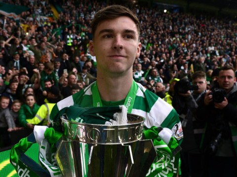 Kieran Tierney's representative gives Arsenal hope of completing transfer