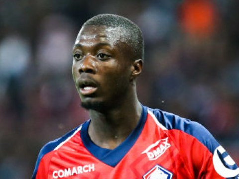 Everton express interest in signing reported Liverpool target Nicolas Pepe from Lille