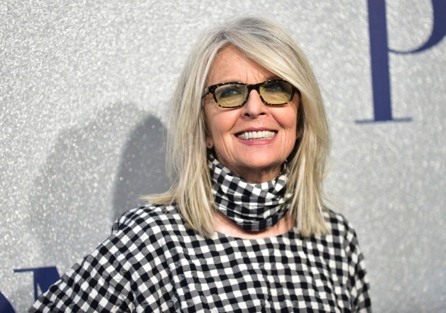 Diane Keaton hasn't had a date or any 'mwah-mwah' in 35 years
