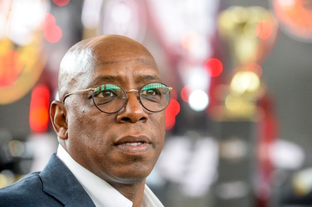 Arsenal legend Ian Wright has sent a transfer message to Unai Emery