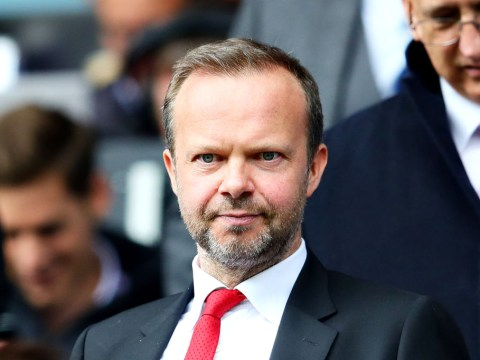 Ed Woodward wants Edwin van der Sar as new Manchester United director of football