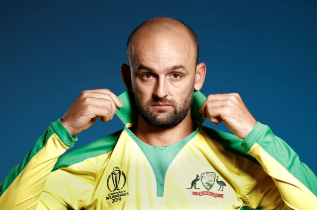 Australia's Nathan Lyon has started the mind games with England ahead of the World Cup semi-final