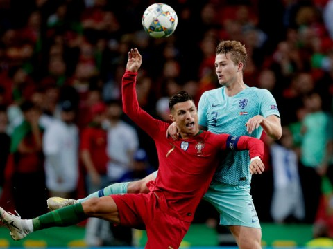 What Cristiano Ronaldo told Matthijs de Ligt after he completed Juventus transfer