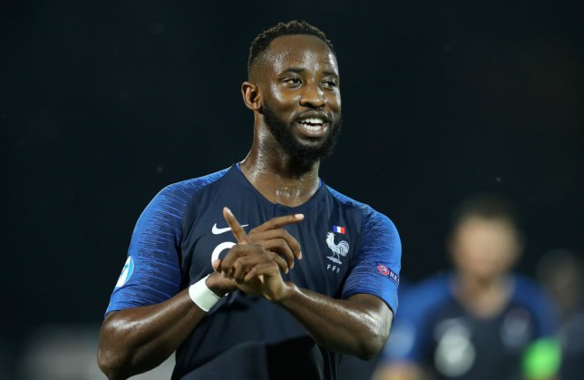 Moussa Dembele has attracted the attention of Manchester United