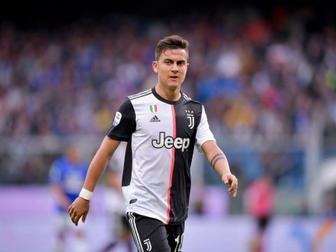 Juventus will tell Paulo Dybala he can leave amid Manchester United transfer speculation