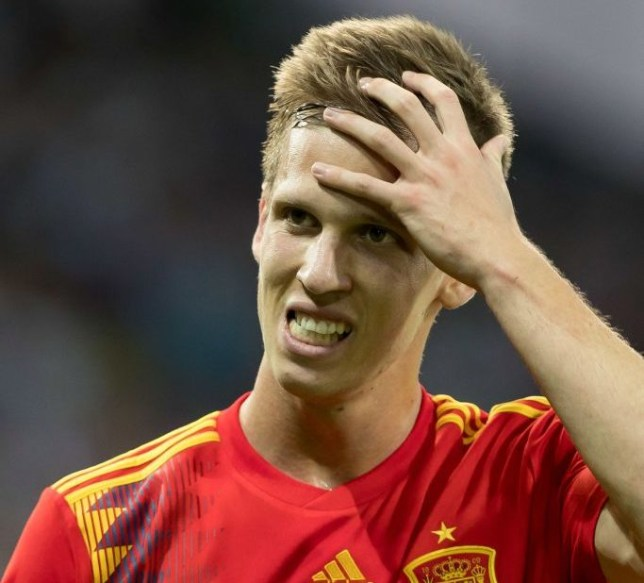 Manchester United have reportedly bid for Dani Olmo