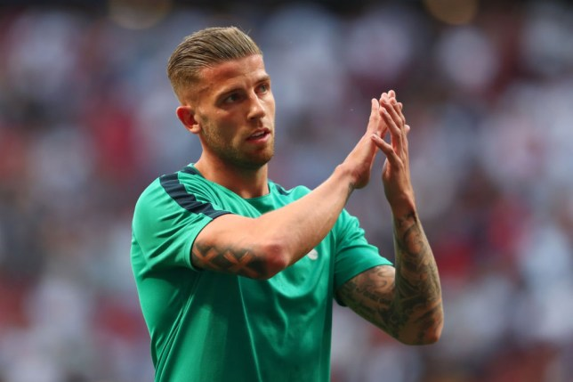 Roma could activate Toby Alderweireld's £25m release clause at Spurs