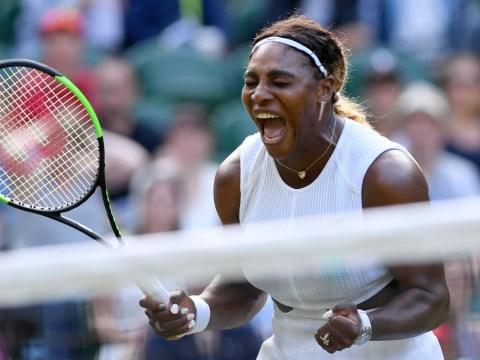 Serena Williams praises 'really sweet' Cori Gauff after 15-year-old beats sister Venus at Wimbledon