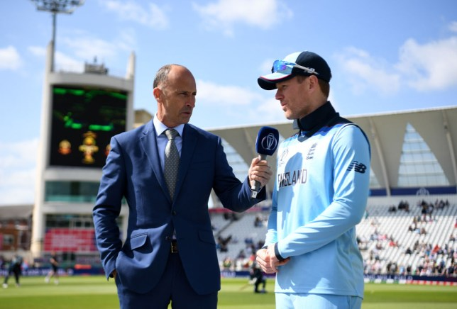 Nasser Hussain has delivered his Cricket World Cup semi-final predictions
