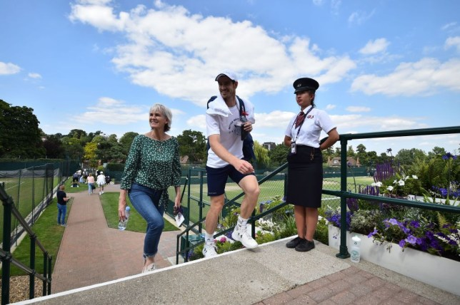Andy Murray Reacts To Mum Judy Murray Snubbing Him For