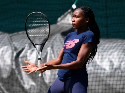 Roger Federer wants WTA to relax rules and allow Cori Gauff to compete at more pro events