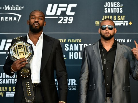 UFC 239 Jones vs Santos UK time, TV channel, live stream, fight card and odds