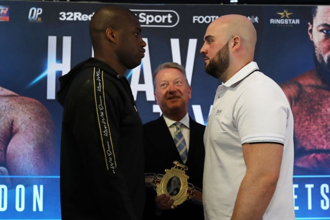 Daniel Dubois and Nathan Gorman fight this Saturday