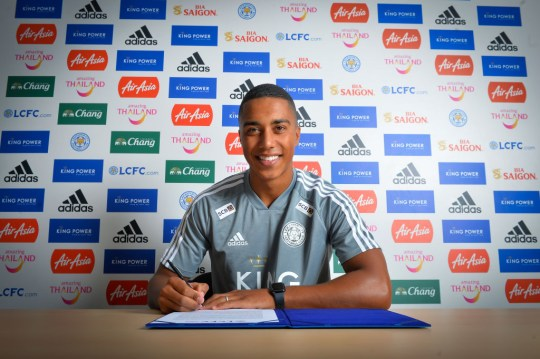 Youri Tielemans Reveals Why He Snubbed Man Utd To Join