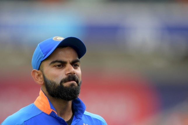 Cricket World Cup Virat Kohli Reacts To India S Shock Semi