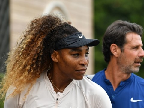 Patrick Mouratoglou reveals change in mentality for Serena Williams at Wimbledon