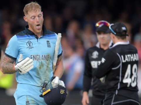 Ben Stokes told Eoin Morgan to select Jason Roy for England's super over against New Zealand