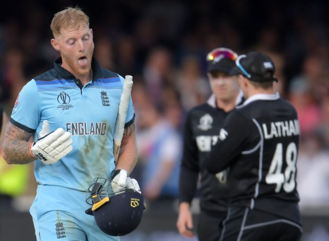 Ben Stokes was England's hero in their World Cup triumph over New Zealand at Lord's