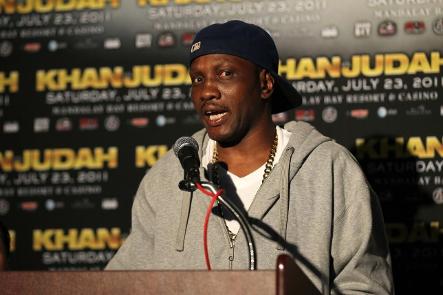 Pernell Whitaker died after being hit by a car