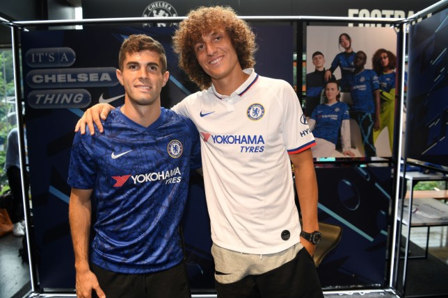 Christian Pulisic is likely to fill the position Eden Hazard vacated at Chelsea