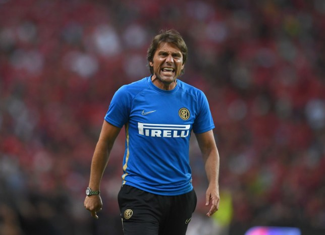Antonio Conte slams former Arsenal and Manchester United transfer target Ivan Perisic