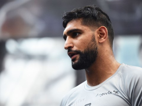 Frank Warren urges Amir Khan to retire after Saudi Arabia payday