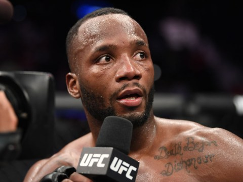 Rising UFC star Leon Edwards would only fight Darren Till in Birmingham blockbuster