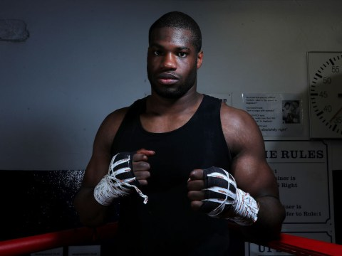 No TV, no iPhone: how boxing monk Daniel Dubois is building towards superstardom